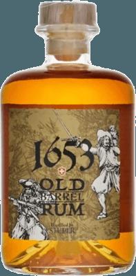 1653 Old Barrel rum