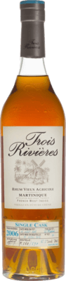 Trois Rivieres 2006 Single Cask 9-Year rum