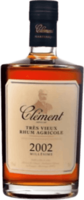 Clement 2002 15-Year rum