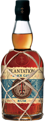 Medium plantation black cask no 3 barbados guyana