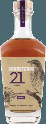 Canasteros 21 Solera rum