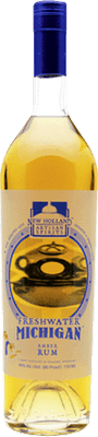 New Holland Michigan Amber rum