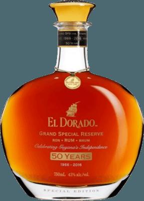 El Dorado Grand Special Reserve 50th Anniversary rum