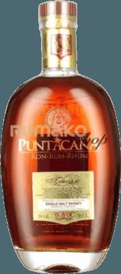 Punta Cana Tesoro Single Malt Whisky Finish rum