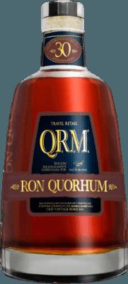 Quorhum Sherry Finish 30-Year rum