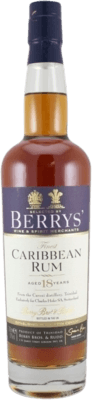 Berry's Caribbean Caroni 18-Year rum