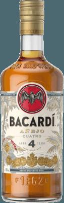 Bacardi Anejo Cuatro 4-Year rum