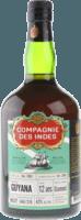 Compagnie des Indes 2003 Guyana 12-Year rum