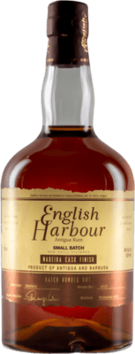 English Harbour 2010 Madeira Cask Finish 5-Year rum