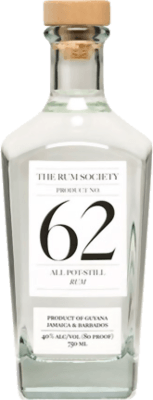 Rum Society 62 rum