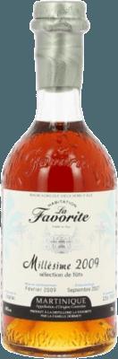 La Favorite 2009 Selection du Futs 8-Year rum