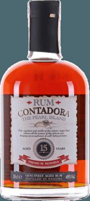 Contadora Premium Reserva 15-Year rum