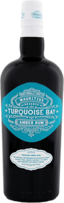 Turquoise Bay Amber rum