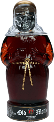 Medium old monk supreme rum