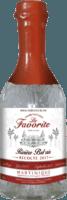 La Favorite 2017 Rivière Bel'air rum