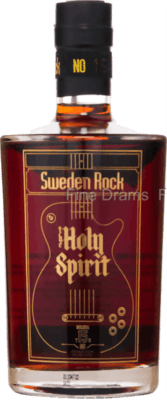 The Holy Spirit of Sweden Rock Solera XO 15-Year rum