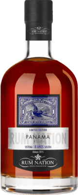Rum Nation 1997 Panama Solera 18-Year rum