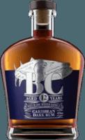 Barracuda Cay Dark 12-Year rum