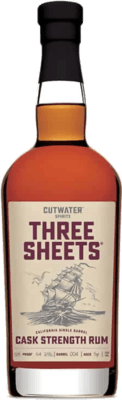 Three Sheets Cask Strength rum