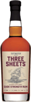 Three Sheets Cask Strength rum