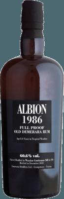 Velier 1986 Albion rum