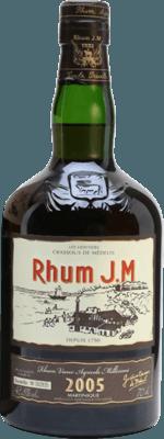 Rhum JM 2005 rum