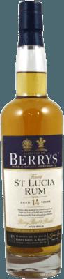 Berry Bros. & Rudd St Lucia 14-Year rum