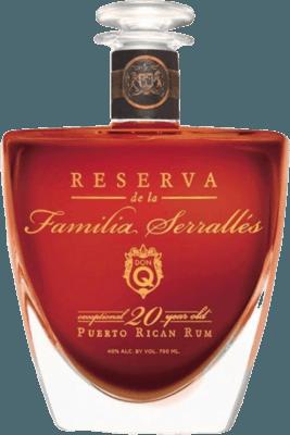 Don Q Reserva De La Familia Serralles 20-Year rum