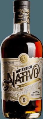 Autentico Nativo 15-Year rum
