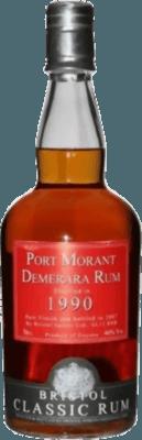 Bristol Classic 1990 Port Morant Demerara Port Finish rum