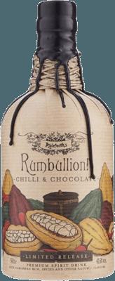 Rumbullion Chilli and Chocolate rum