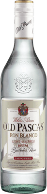 Medium old pascas blanco rum