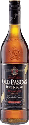 Old Pascas Negro rum