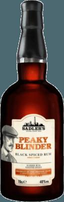 Peaky Blinders Black Spiced rum