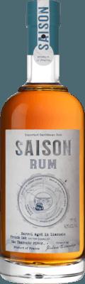 Saison Barrel Aged rum