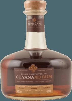 Rum & Cane Guyana XO rum