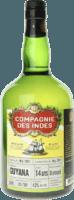 Compagnie des Indes 2003 Guyana Diamond 14-Year rum
