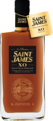 Saint James XO rum