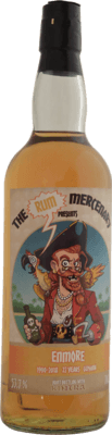 The Rum Mercenary 1990 Enmore 27-Year rum