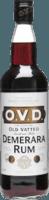 Old Vatted Demerara (OVD) Dark rum