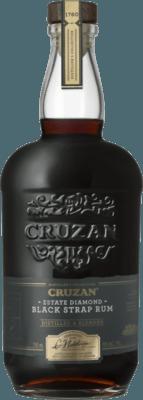 Cruzan Estate Diamond Black Strap rum
