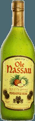 Ole Nassau Pineapple rum