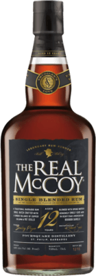 Real McCoy Smuggler's Cove 12-Year rum