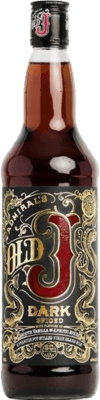 Old J Dark Spiced rum