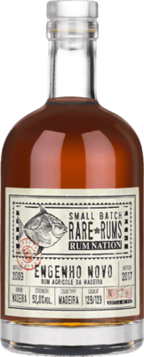 Rum Nation Engenho Novo rum