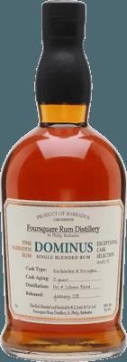Foursquare Dominus 10-Year rum