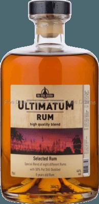 Ultimatum Selected 8-Year rum
