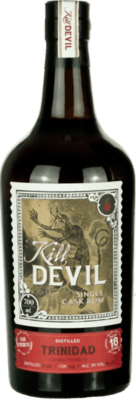 Kill Devil (Hunter Laing) 1998 Trinidad Caroni 18-Year rum