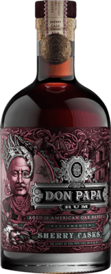Don Papa Sherry Cask rum