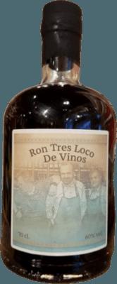 Ron Tres Loco De Vinos rum